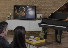 DISKLAVIER PLAYER PIANOS